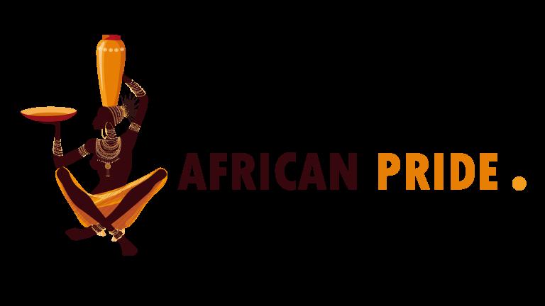 African Pride 4k (Transparent background)